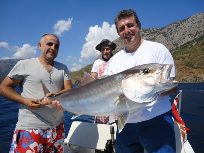Büyük Balık Avı Keyfi