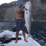 Ya Nasip Deyip Büyük Balık Avına Çıktık Kısmetimize 30 Kg Akya Geldi