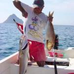 Menderes - Gönül Yahşi - Akya ve Sinarit avı (25)